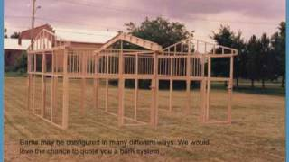 Build Your Own Handi-klasp Barn