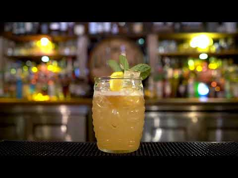 Mai Tai Cocktail Perfect Serve - From The Basics of Rum e-learning course by CPL Learning