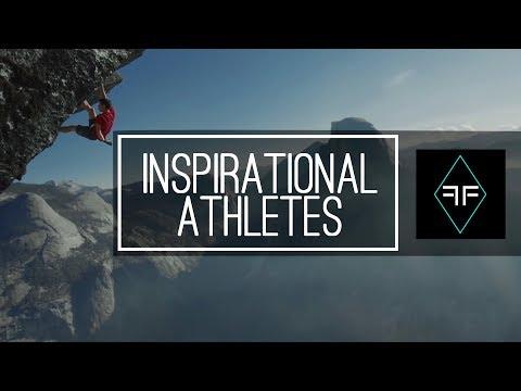 Inspirational Athletes - Free Solo Master - Alex Honnold
