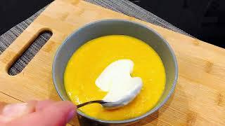 Как правильно приготовить суп-пюре из тыквы. Самый вкусный суп-пюре из тыквы.
