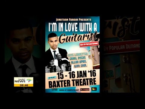 Jonathan Rubain on Im In Love With A Guitarist show