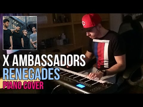 X Ambassadors - Renegades (Piano Cover by Marijan)