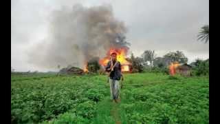 Rakhine in Flames: Yangon Photo Festival 2013 -- 2nd Prize Winner