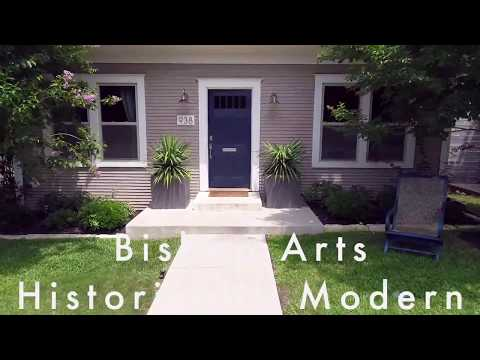 Kessler Park /  Bishop Arts Historically Modern
