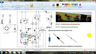 Ремонт та діагностика електронних баластів