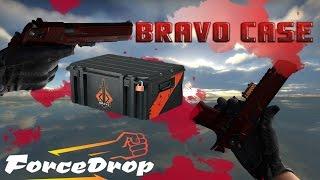ForceDrop Открываем Bravo Сase