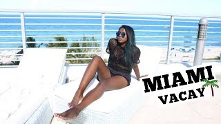 MIAMI VACATION VLOG DAY 1 | limitlessbwl