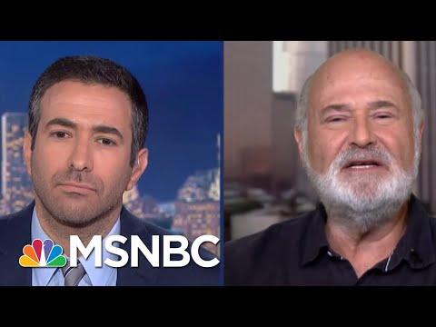 Army Veteran Calls President Donald Trump 'The Biggest Enemy'   The Beat With Ari Melber   MSNBC