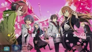 Tokyo Xanadu Sakura Festival PS4 Theme