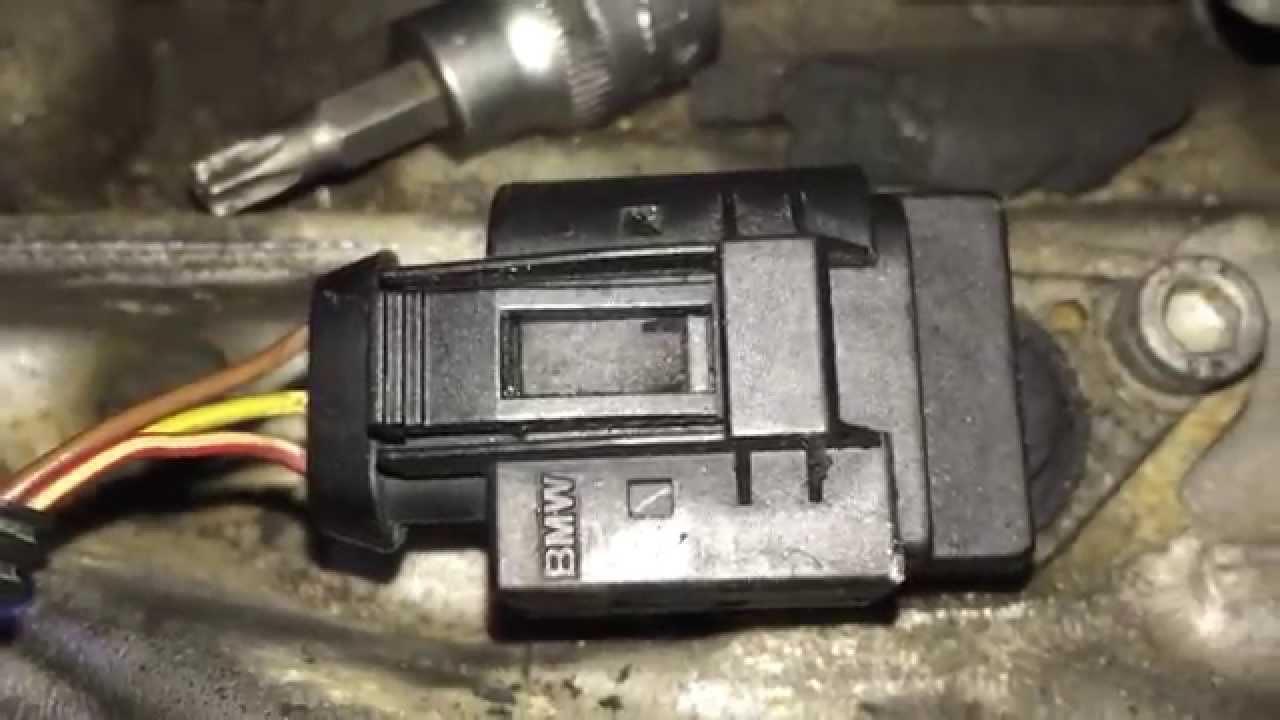 maxresdefault 2002 bmw 325i crankshaft position sensor location youtube 2001 BMW 330Ci Brake Pads at reclaimingppi.co