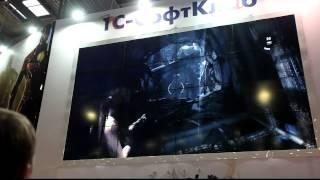 "Tomb Raider - ""Descent"" Gameplay (@ Igromir 2012)"