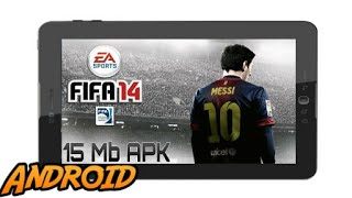 ★ Fifa 14 ★ 15 Mb Super Compactado ★ Android/IOS