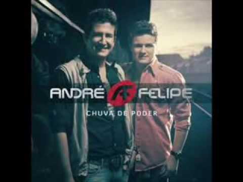 André e Felipe Cd completo