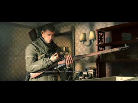 This Game Hates Us! Sniper Elite V2 Remastered with Psy!  
