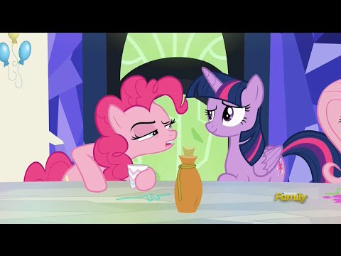 [MLP] Pinkie Has A Drinking Problem