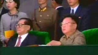 North Korean Mass Games - Finale