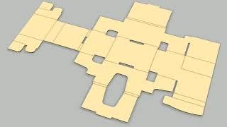 Corrugated Solutions Bastelbox