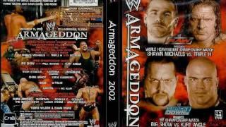 WWE Armageddon 2002 Theme Song Full+HD