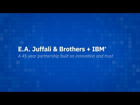 E.A. Juffali & Brothers + IBM: A 45-year partnership built on innovation and trust