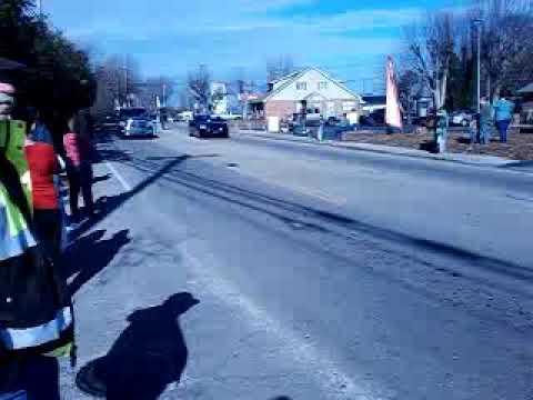 2017 Jamestown Tennessee Christmas  parade