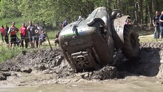 Off-Road Truck Water pit ORO 2016
