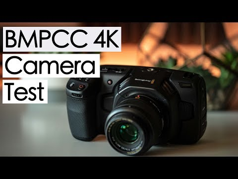 Blackmagic Pocket Cinema Camera 4k - High ISO And Exposure Recovery