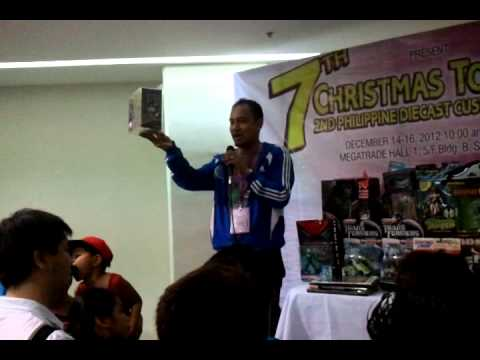 Philippine ToyFair Charity Auction 2012