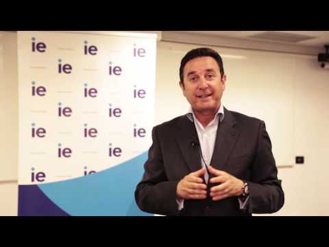 MANUEL BERMEJO:  EO LAC + IE Exec Education: Vision Management Program