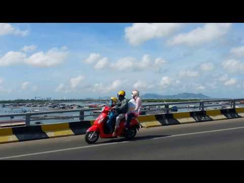 Vòng quanh xã Đảo Long Sơn Vũng Tàu | Nhịp sống Vũng Tàu