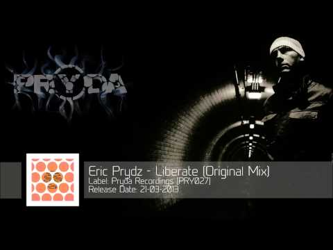 Eric Prydz  Liberate Original Mix PRY027