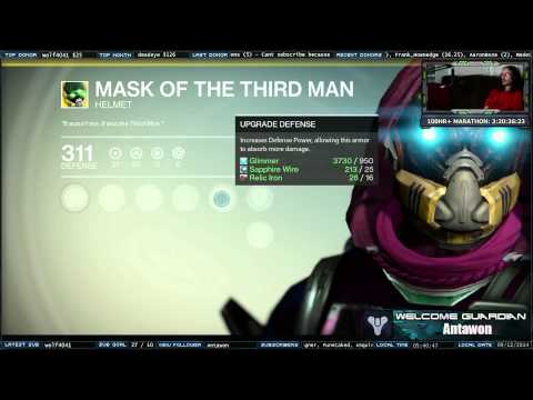Destiny exotic weekend only strange coin vendor xur youtube