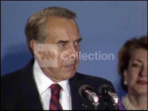 ELECTION 1996:DOLE CONCESSION