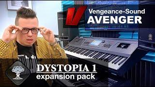 Vengeance Producer Suite - Avenger Demo: Dystopia I Walkthrough with Bartek