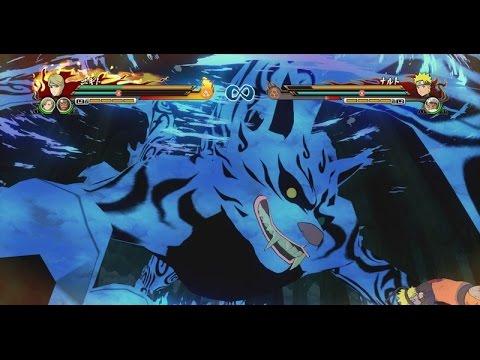 Naruto Shippuden Ninja Storm Revolution: Human & Bijuu Jinchuriki, Hanzo, Madara, Itachi, Nagato