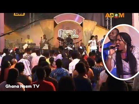 FULL VIDEO: Wooow... Watch Adom 24th Gospel Rockshow... Rocking Time.