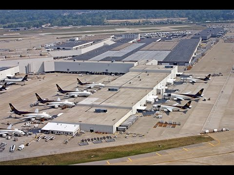 Kentucky Farm Bureau's Bluegrass & Backroads: UPS Worldport