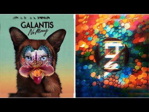 Galantis & Zedd, Grey - No money/Adrenaline (MASHUP)