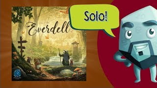 Everdell Solo Play - With Zee Garcia