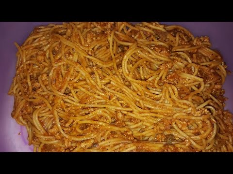 how to cook spaghetti in the power pressure cooker XL