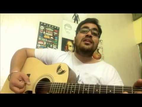 Humnava Hamari Adhoori Kahani Unplugged Guitar Cover Udit Jain