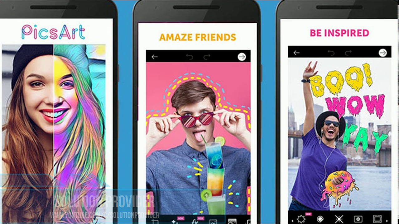 Amazing Photo Editing Paid Apps Best For Android Download By Solution Provider Youtube