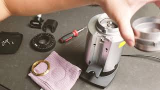 Ceado E5P Coffee Espresso Grinder Maintenance - Disassembly and Assembly