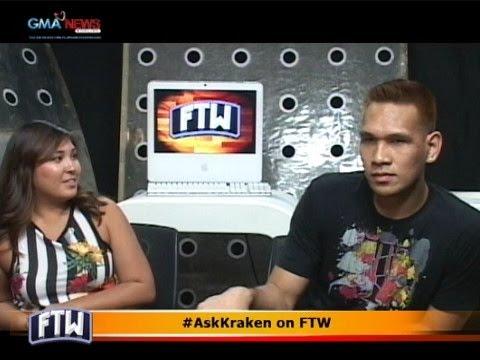 FTW:  #AskKraken on FTW