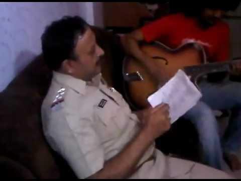 Indian Police Hidden Talent