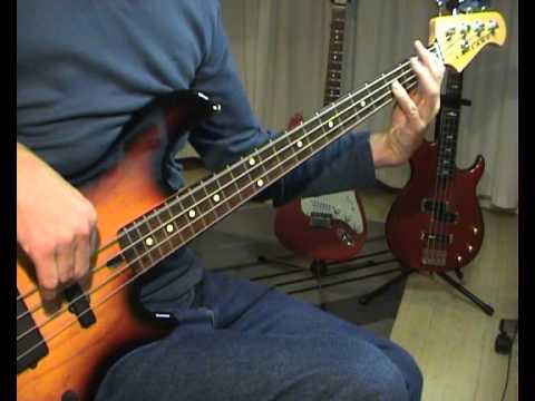 Bill Withers - Just The Two Of Us - Bass Cover