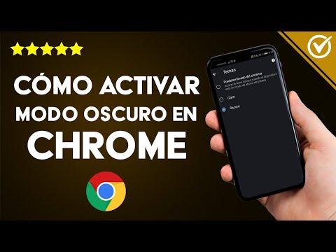 Cómo Activar el Modo Oscuro de Chrome para no Cansar la Vista por las Noches