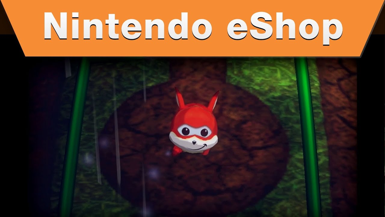 Nintendo eShop - Armillo for Wii U
