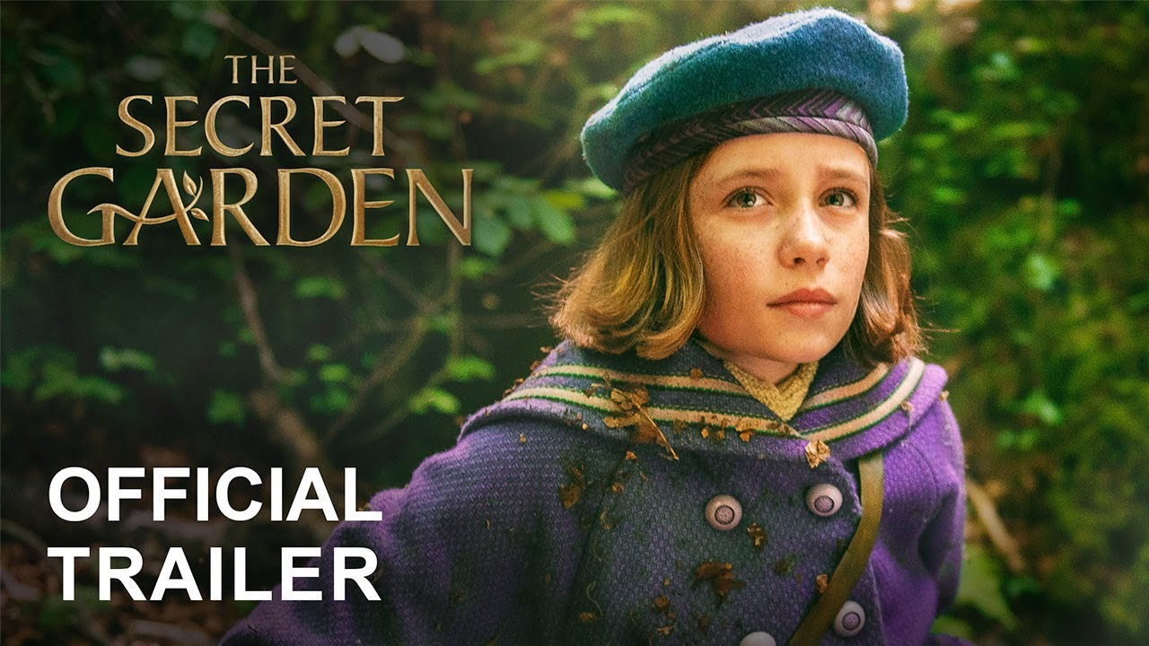 The Secret Garden | Official Trailer [HD] | Own it NOW on Digital HD, Blu-ray & DVD
