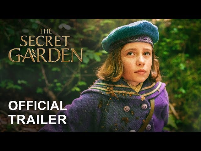 The Secret Garden | Official Trailer | Own it NOW on Digital HD, Blu-ray & DVD