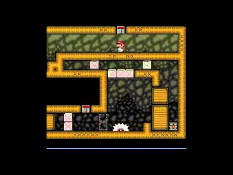 Super Mario Underworld Part 1 (DEMO) | BATS, DAISY, & TAILS! OH MY! |